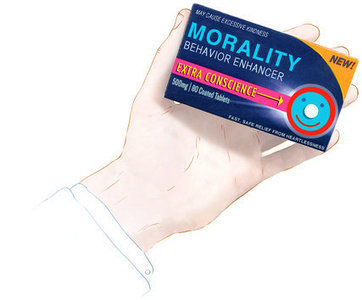 Perspectives » Are We Ready for a 'Morality Pill'? | Moral Development | Scoop.it