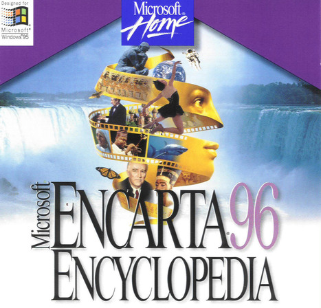 Microsoft made Encarta software to push PC multimedia | Technological Sparks | Scoop.it