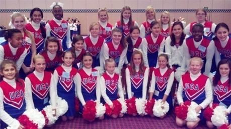 All Americans: Local Cheerleaders Take Part In Walt Disney ... | the cheerleading | Scoop.it