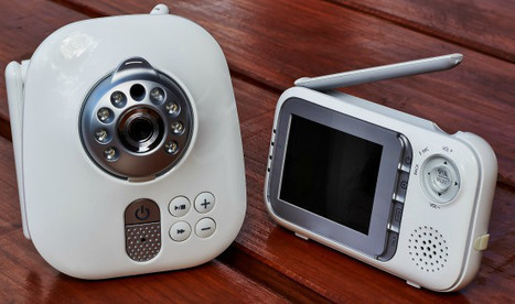 How to secure your baby monitor | Jeff Morris | Scoop.it