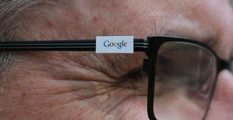 Curious About Google Glass' Second Edition ? | Search Smarter with Google : news, comparisons, whatever | Scoop.it