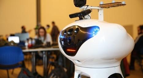 RoCKIn 2015 põe robôs em luta - Ciências - RTP Notícias | Heron | Scoop.it