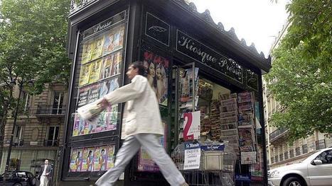 Moins de marchands de journaux en 2014 | DocPresseESJ | Scoop.it