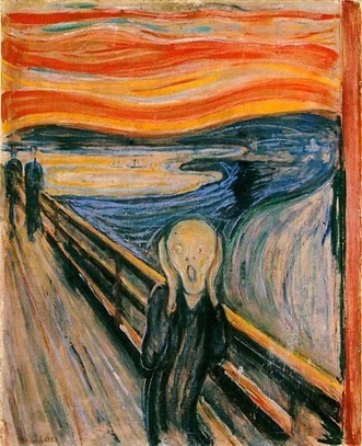 Analisi dell'Urlo di Munch e della pittura dell'artista norvegese | Enseñar Geografía e Historia en Secundaria | Scoop.it