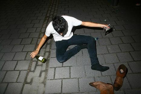 Bêbados sobrevivem mais a acidentes  –   Ciência Maluca | Mesa do Futepoca | Scoop.it
