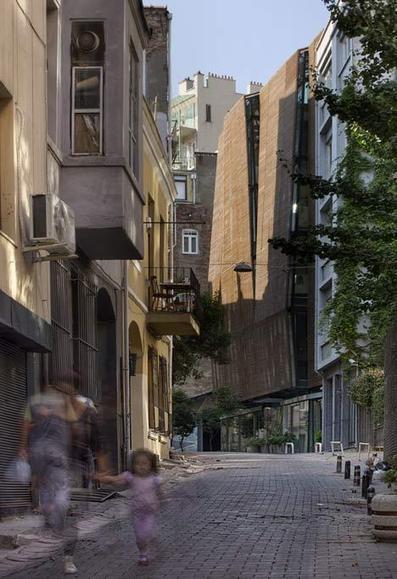 Ipera 25 apartment building by Alataş Architecture & Consulting | Arquitectura: Plurifamiliars | Scoop.it