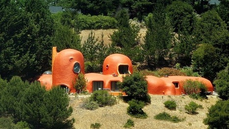 We yabba dabba do want to live in this Flintstones house that's up for sale | Prozac Moments | Scoop.it