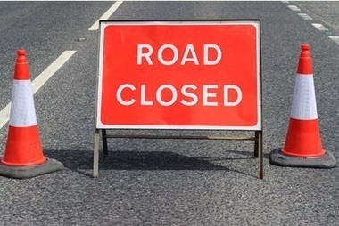 BREAKING NEWS: A1077 'gives way' - closed for foreseeable future | News internationally | Scoop.it