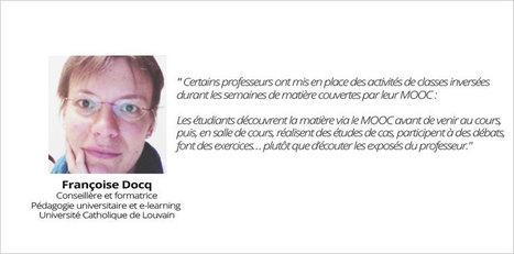 Interview Françoise Docq, Louvain MoocXperience | MOOC | Scoop.it