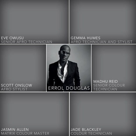 Errol Douglas - Afro Women | Parental Responsibility | Scoop.it