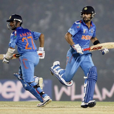 India vs. Sri Lanka, Asia Cup ODI: Date, Time, Live Stream, TV Info and Preview - Bleacher Report | politics | Scoop.it