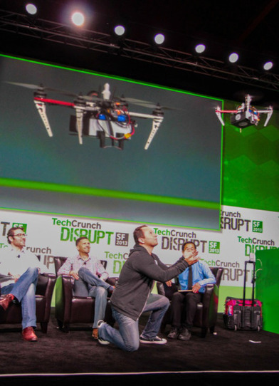 Amazon Is Joining, Not Starting, The Drone-Delivery Revolution | TechCrunch | Peer2Politics | Scoop.it
