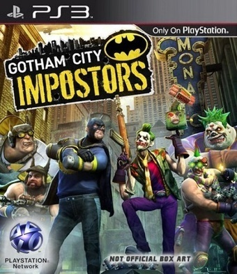 VivlaNextGen: Gotham City Imposteurs (PSN)   Vivlawii   Scoop.it