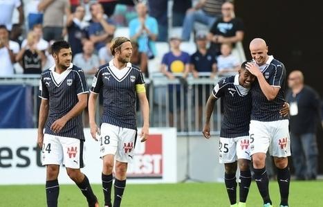 Bordeaux: Les Girondins ont trouvé un sponsor... pour la Coupe de la Ligue | Aquitaine | Scoop.it