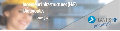 Ingénieur Infrastructures (H/F) | Emploi #Construction #Ingenieur | Scoop.it