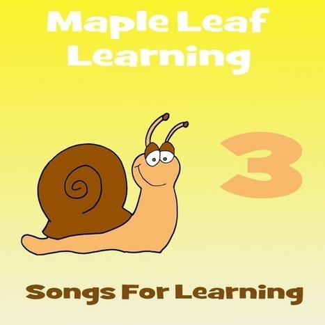 ♫ Songs for Learning 3 - Maple Leaf Learning. Listen @cdbaby   Pre-K phonics lessons   Scoop.it