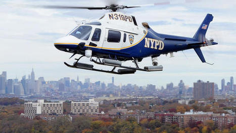 NYPD helicopter rescues hiker trapped on cliff | Current events | Scoop.it