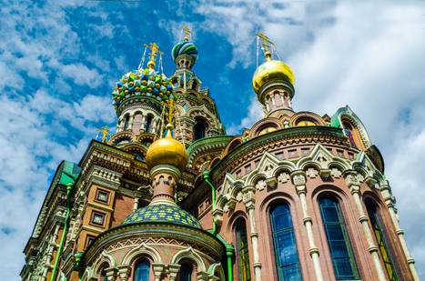 Cruise of the Czars: The Russian Waterways - smarTours | smarTours | Scoop.it