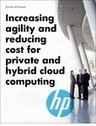 ITModelbook: Increasing Agility and Reducing Cost for Cloud Computing   Hewlett-Packard Reports   Scoop.it