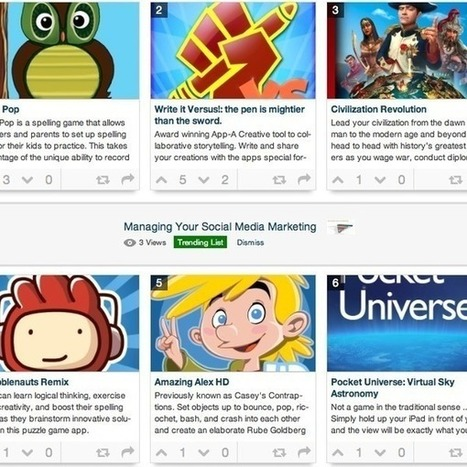 21 Smart Games For Game-Based Learning | The Learning Game | Scoop.it