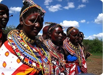 Tribus de Africa: El pueblo Maasai | Africa en Viaje a Africa | Arte Africano Antiguo | Scoop.it