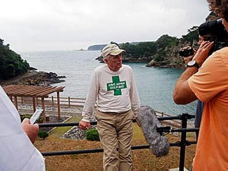 Ric O'Barry to return to the Cove backed by more than 100 events - DigitalJournal.com | Ric O'Barry's Dolphin Project | Scoop.it