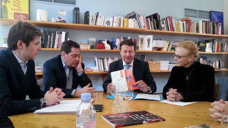 Festival d'Avignon : Christian Estrosi et Olivier Py discutent subventions | TdF  |   Culture & Société | Scoop.it