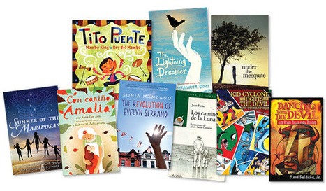 Resources for Finding Latino Kid Lit | School Library Journal | Technology, Reading & Learning | Scoop.it