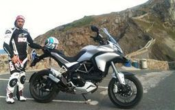 "2013 Ducati Multistrada first ride:""The suspension reacts instantly"" 
