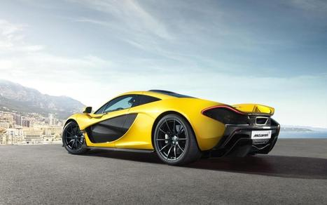 Cars 2013 McLaren P1 at Monaco | Car Images | technology | Scoop.it