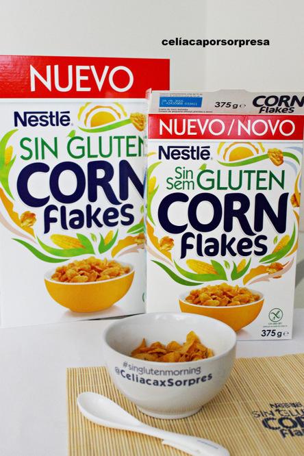 "NESTLÉ LANZA SUS NUEVOS CEREALES ""CORNFLAKES"" SIN GLUTEN | Gluten free! | Scoop.it"