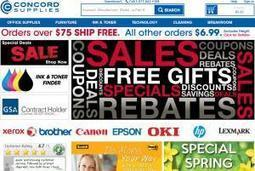 Concord Supplies Coupon Codes Concord Supplies special discount offers and deals. | soft skill | Scoop.it