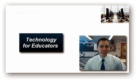 "Flipped-History: New ""Technology for Educators"" Courses 