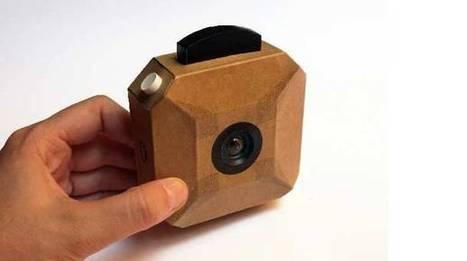 Craft Camera – Pappkamera zum selber bauen   Camera News   Scoop.it