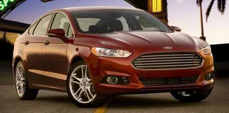 Ford's hot-selling Fusion struggles to meet demand | A little American Muscle Down Under | Scoop.it