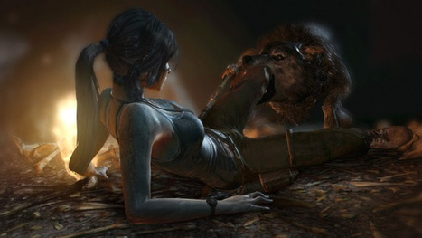 Az ifjú Lara Croft szenvedései | Screen Freak | Scoop.it