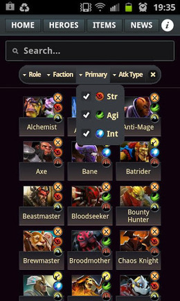 Companion for Dota 2 v1.0.24 (paid) apk download | ApkCruze-Free Android Apps,Games Download From Android Market | eahe | Scoop.it