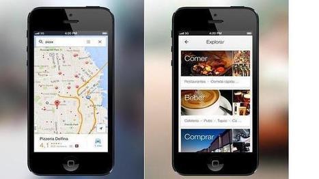 Google Maps se renueva para iOS 7 - ABC.es | Google Fotos de Negocios | Scoop.it