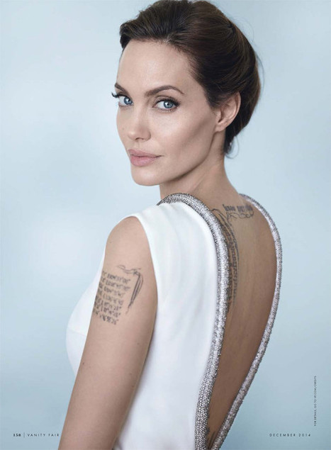 Angelina Jolie Opens Up About Her Wedding: a bountiful luncheon with bottles of signature Miraval Rosé | Vitabella Wine Daily Gossip | Scoop.it