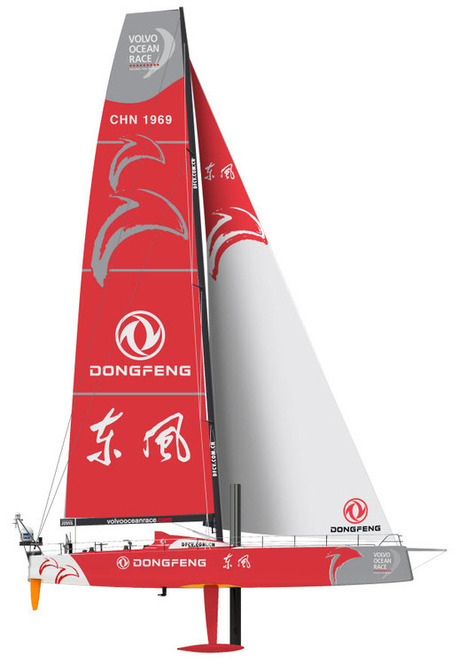 Chinese entry confirmed for Volvo Ocean Race 2014-15 - Scuttlebutt Sailing News | Work - Volvo | Scoop.it