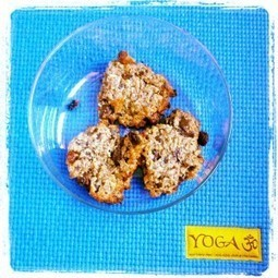 Cookies Banane choco raisin !! | Inspiration Yoga | Mes articles Inspiration Yoga | Scoop.it