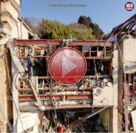 [Photos] Les ravages du séisme du Japon en panorama 360° | Myrioscope | Japon : séisme, tsunami & conséquences | Scoop.it
