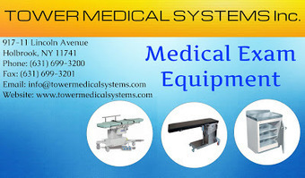 Things you should know about Medical Exam Equipment | Tower Medical Systems | Scoop.it