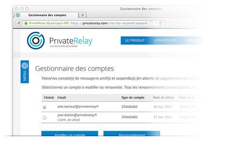 PrivateRelay une alternative sécurisée à Gmail, Hotmail et Yahoo Mail en France | Time to Learn | Scoop.it