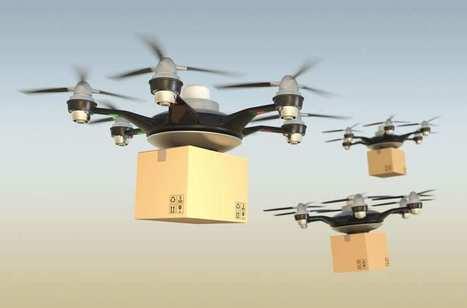 L'avènement des drones de livraison se concrétise | Vous avez dit Innovation ? | Scoop.it