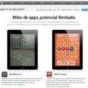 El iPad y la formación | Formación y Estudios | HERRAMIENTAS EDUCATIVAS | Scoop.it