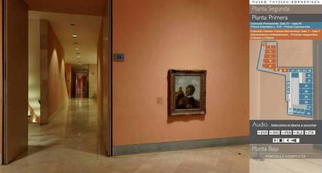 Visita Virtual Museo Thyssen Bornemisza | ARTE, ARTISTAS E INNOVACIÓN TECNOLÓGICA | Scoop.it