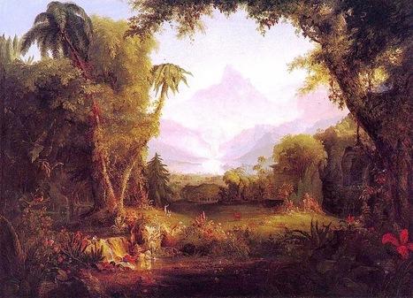 Le véritable Jardin d'Eden | HISTOIRE LÉGENDAIRE | Scoop.it