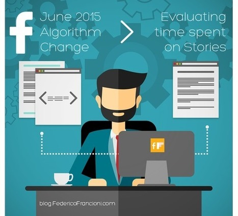 Facebook June 2015 Algorithm Change will take into account Time Spent on stories | Digital Media | Scoop.it