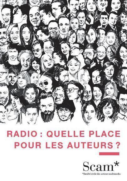 Radio : quelle place pour les auteurs ? Débat et Livre blanc Scam le 27 sept | Radio 2.0 (En & Fr) | Scoop.it